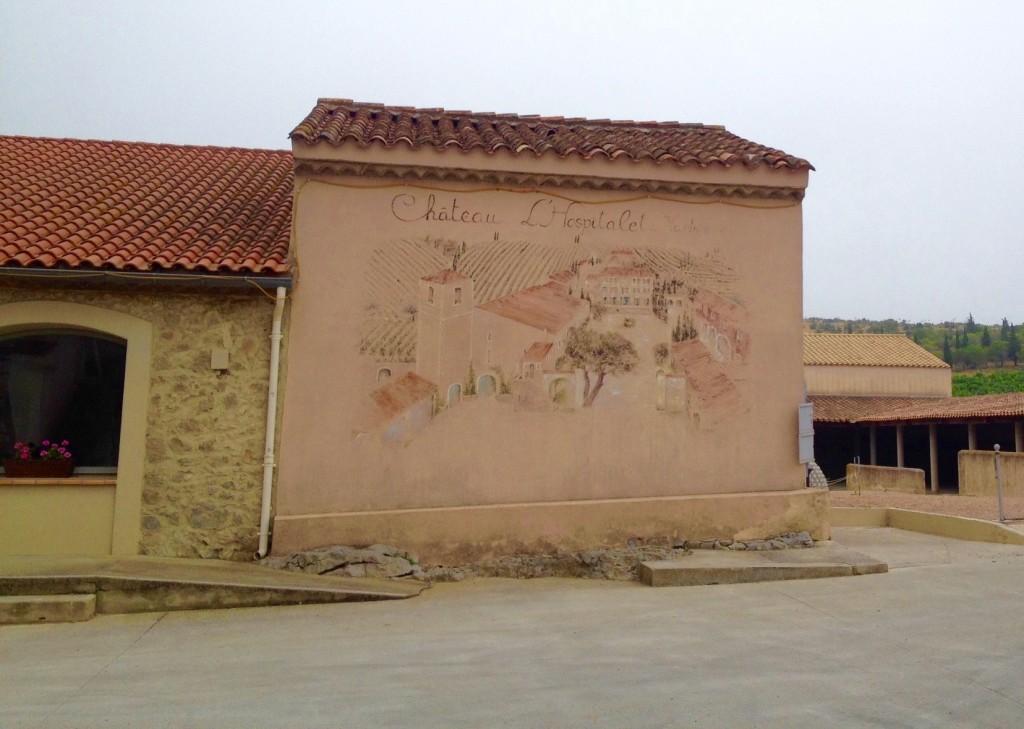 CHATEAU DE L'HOSPITALET0587